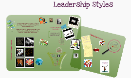 Copy of Leadership Style