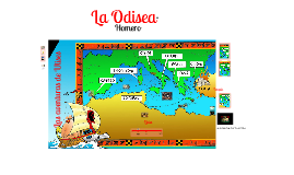 Copy of La Odisea