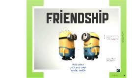 Copy of Friendship