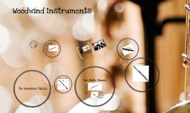 Woodwind Instruments Prezi