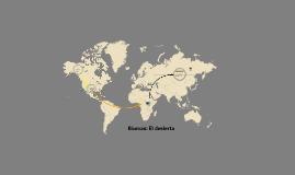 Biomas: El desierto