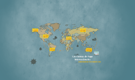 Las Formas de Pago Internacionales