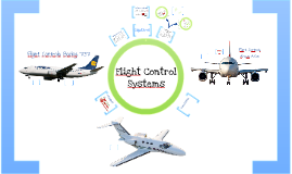 Copy of Copy of Flight Control Systems