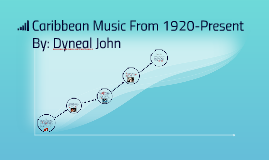 Caribbean Music From 1920-Present