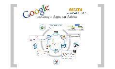 Les Google Apps par Advise