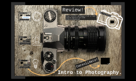 PHOTOGRAPHY: Introduction
