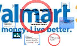 Copy of Laboring the WALMART way