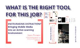 Farman - Teaching with Technology Fair Keynote