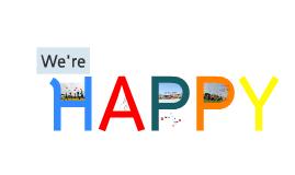 Copy of Copy of HAPPY