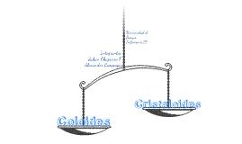 Copy of Coloides y cristaloides