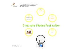 Carta de Apresentação.Mariana Alface.