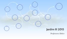 Jardim III 2015