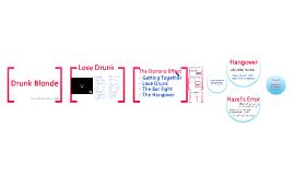 Love Drunk: Big Blonde