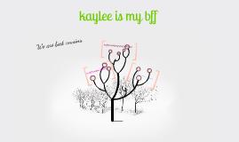 Kaylee and Aleksa