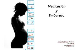 Copy of MEDICACIÓN Y EMBARAZO