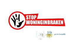 Buurtauto Stop Woninginbraken