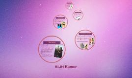 01.04 Humor