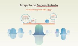 proyecto de emprendimiento