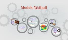 Modelo Weibul