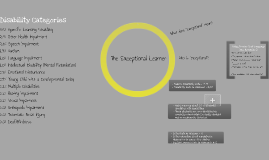 1-The Exceptional Learner