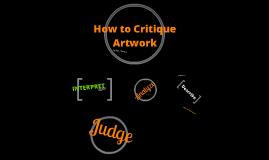 Copy of Critique