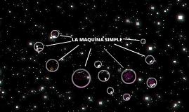 maquina simple