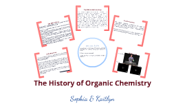 history of organic chemistry Jöns jacob berzelius, a physician by trade, first coined the term organic chemistry in 1806 for the study of compounds derived from biological sources up through.