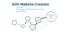 GOV Website Building