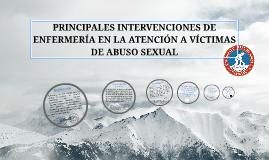 Copy of PRINCIPALES INTERVENCIONES DE ENFERMERÍA EN LA ATENCIÓN A VÍ