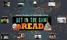 FHS 2016 Summer Reading