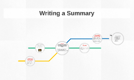 Writing a Summary