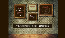 Copy of PRESUPUESTO DE COMPRAS