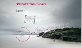 Copy of Sistemas Transaccionales