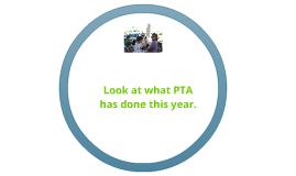 PTA Events 2012-2013
