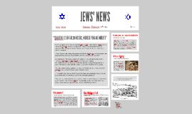 JEWS' NEWS