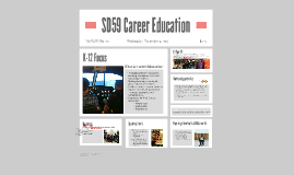 SD59 Career Education