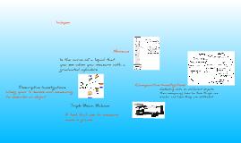 6th Grade Science Words