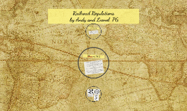 Railroad Regulations by Andy and Leonel p6