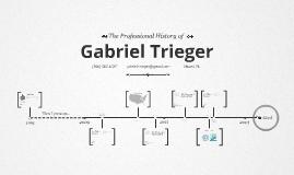 Timeline Prezumé by Gabriel Trieger