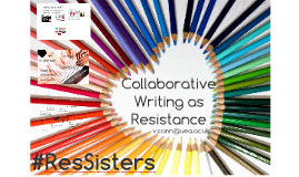 Collaborative Writing as Resistance