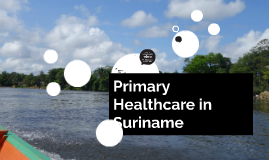 Primary Healthcare in Suriname