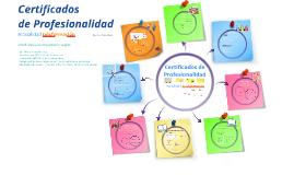 Certificados de Profesionalidad - modalidad teleformación