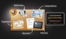 Desktop Prezumé de Juan Carlos Diaz