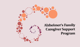 Alzheimer's Family Caregiver Support Program