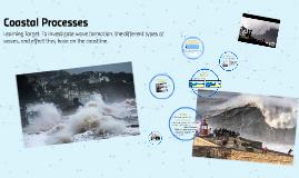 Lesson 2. Coastal Processes