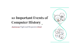 10 Important Events of Computer History