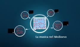La musica nel Medioevo