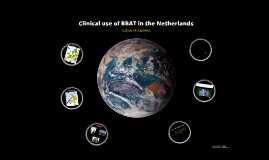 Clinical implementations of BBAT and the perspective on MQ in the Netherlands