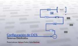 Configuración de CICS