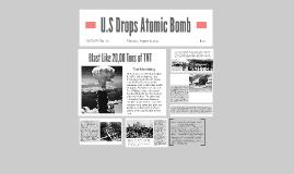 Hiroshima World War II Project